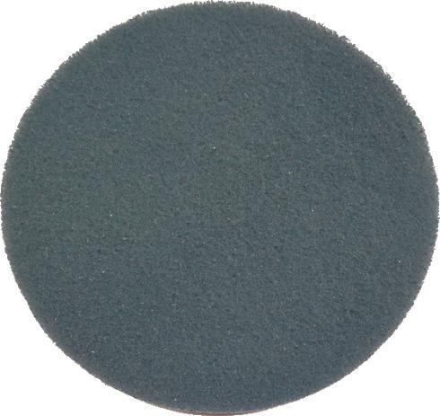 "Eco Brill. Pad 6,5"" Ø 165 mm, blau, VPE"