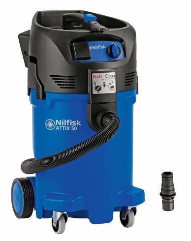 Nilfisk Industriesauger ATTIX 50-21 PC CLEAN ROOM