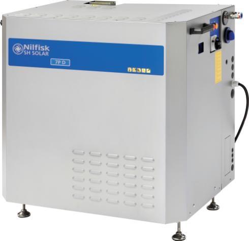 Nilfisk Hochdruckreiniger SH SOLAR 8P-180/2000 D