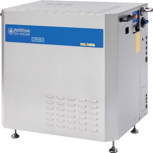 Nilfisk Hochdruckreiniger SH SOLAR 7P 170/1200 E36