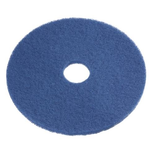 "Eco Pad 12"", Ø 305 mm, blau, VPE 5"