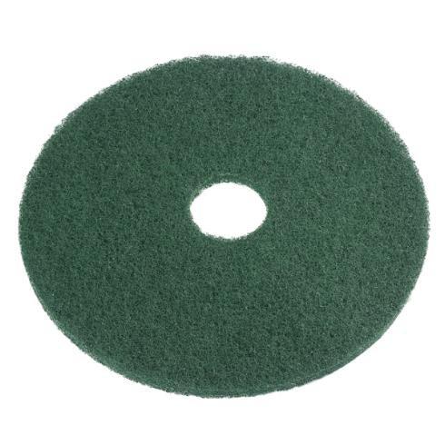 """Eco Pad 12"""", Ø 305 mm, grün, VPE 5"""